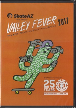 Valley Fever 2017 DVD